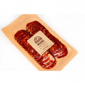 Chorizo troncal magno loncheado Embutidos Alejandro 100 g