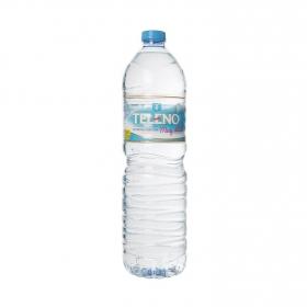 Agua mineral Teleno natural 1,5 l.