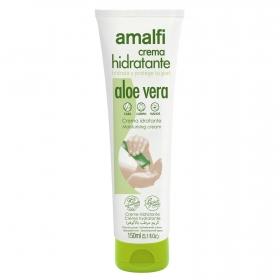 Crema hidratante aloe vera Amalfi 150 ml.