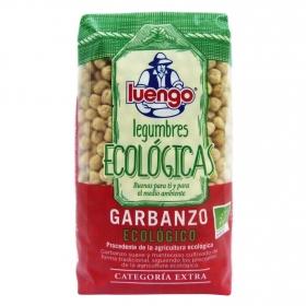 Garbanzo categoría extra ecológico Luengo 500 g.