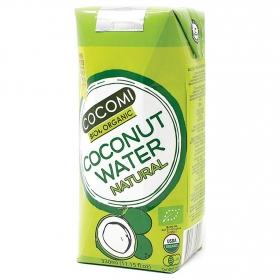 Agua de coco ecológica Cocomi sin gluten brik 33 cl.