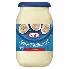 Mayonesa Kraft sin gluten tarro 275 ml.