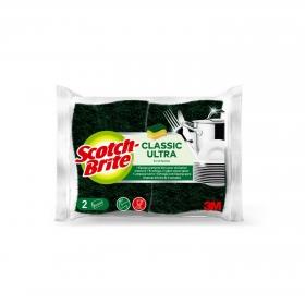 2 Estropajos 3capas Classic SCOTCH-BRITE