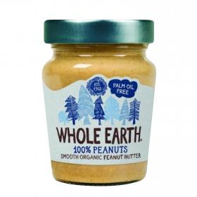 Crema de cacahuete Whole Earth 227 g.