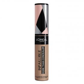 Corrector walnut nº 334 Infalible More Than Concealear Loreal 1 ud.
