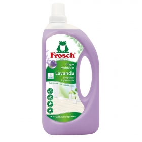 Limpiahogar aroma lavanda ecológico Frosch 1 l.
