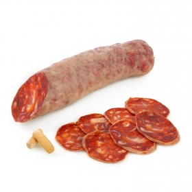 Chorizo cular ibérico La Bari Cuyar al corte 250 g aprox