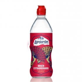 Agua mineral Lanjarón natural tapón deportivo 75 cl.