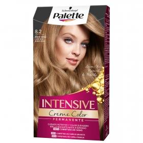 Tinte Intensive Color Cream nº 8.2 Rubio Beige Palette 1 ud.