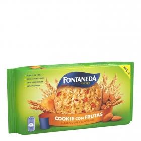 Galletas con albaricoque y almendras Fontaneda 120 g.