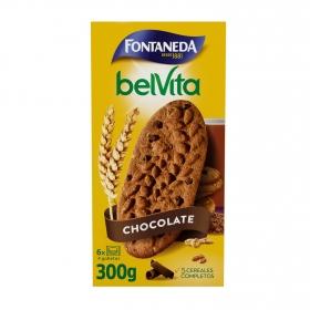 Galletas de chocolate desayuno Belvita 300 g.