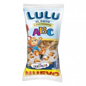 Galletas con cereales El osito Lulu 200 g.