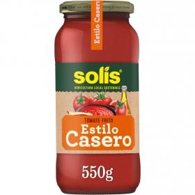 Tomate frito Solís tarro 550 g.