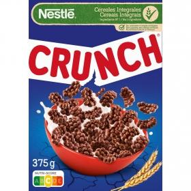 Cereales integrales con chocolate Crunch Nestlé 375 g.