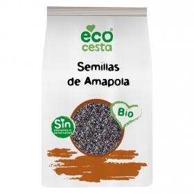 Semillas de amapola ecológicas Ecocesta 250 g.