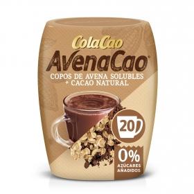 Avenacao copos de avena solubles con cacao natural 0% azúcares añadidos Cola Cao 300 g