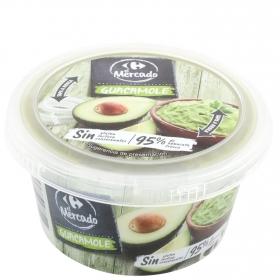 Guacamole Carrefour tarrina 200 g