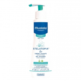 Gel de baño Mustela 200 ml