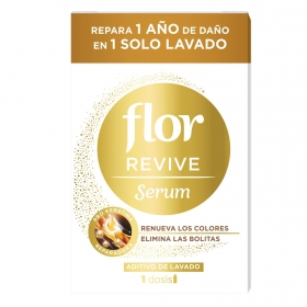Serum reparador de tejidos revive Flor 100 ml.