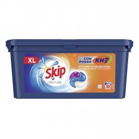 Detergente en cápsulas con poder KH-7 Ultimate Skip 30 lavados