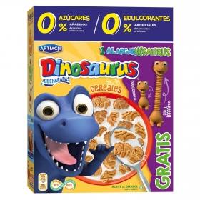 Galletas de cereales con vitaminas sin azúcares añadidos Dinosaurus Artiach 300 g.