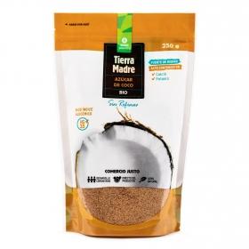 Azúcar de coco comercio justo ecológico Oxfam Intermón 250 g.