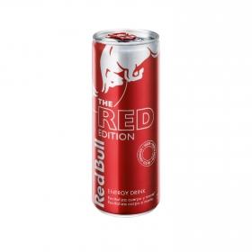 Bebida energética frutos rojos Red Bull 25 cl.
