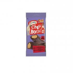 Bolsita para perros Frolic chew bones 170 g.
