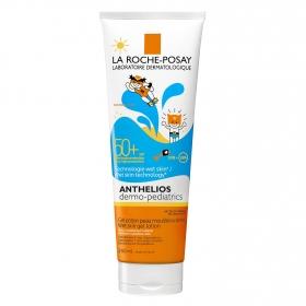 Gel protector niños seco-mojado SPF50+ Anthelios dermo-pediatrics La Roche-Posay 250 ml.