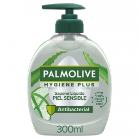 Jabón de manos con aloe vera NB Palmolive 300 ml.