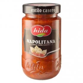 Salsa napolitana Hida tarro 350 g.