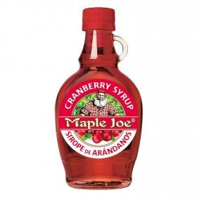 Sirope de arándanos Maple Joe 250 g.