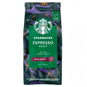 Café en grano espresso Starbucks 200 g.