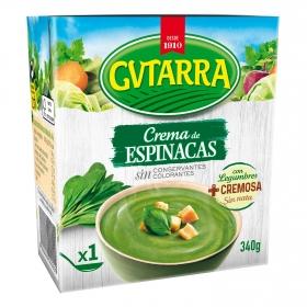 Crema de espinacas Gvtarra 340 g.
