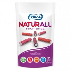 Caramelos de goma fruit bites Naturall Vidal sin gluten 180 g.