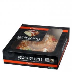 Roscón de reyes mediano Carrefour 500 g