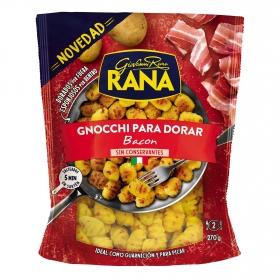 Gnocchi de bacon para dorar Rana 270 g.