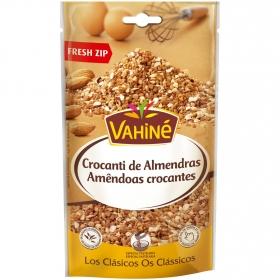Crocanti de almendras con caramelo Vahiné 100 g.