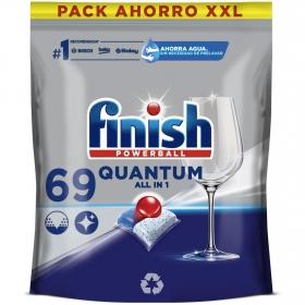 Lavavajillas máquina Quantum Max Finish 75 ud.