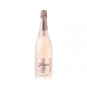 Vino Freixenet espumoso rosado sin alcohol 75 cl.