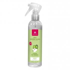 Ambientador absorbe olores manzana spray Cristalinas 280 ml.
