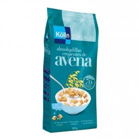 Cereales crujientes de avena Kölln 300 g.