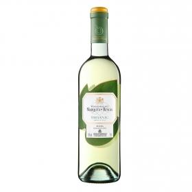Vino D.O. Rueda blanco verdejo ecológico Marqués de Riscal 75 cl.