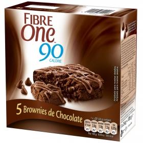 Bizcochitos chocolate Fibre One 5 ud.