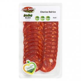 Chorizo ibérico loncheado Airesano sobre 80 g