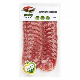Salchichón ibérico de cebo loncheado Airesano 80 g