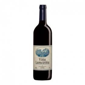 Vino tinto joven Viña Lameiriña botella 75 cl.