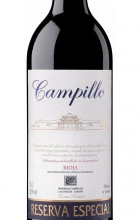 Campillo Reserva Especial Tinto