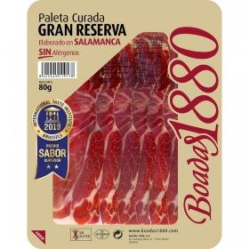 Paleta curada gran reserva Boadas 1880 sin gluten 80 g,