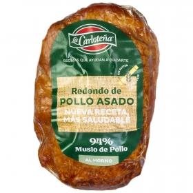 Redondo de pollo asado Carloteña de Asados 250 g